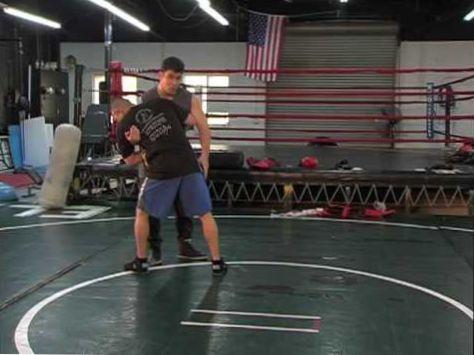 Jujitsu Grappling Techniques : Outer-Reap Throw