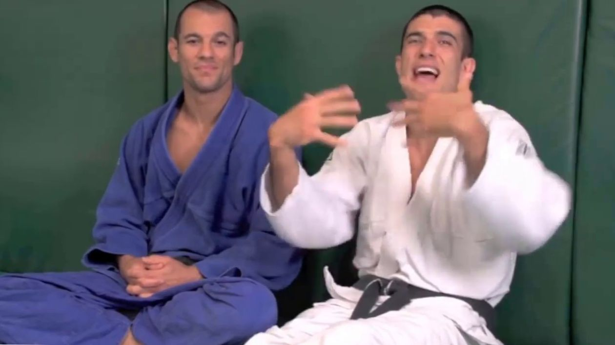 Jiu-Jitsu Over 40 (5 Rules to Roll Till 95)