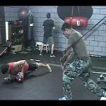 F.A.S.T. Method - MMA & Boxing Conditioning - Lactic Threshold Chest Workout Feat. Team WAR