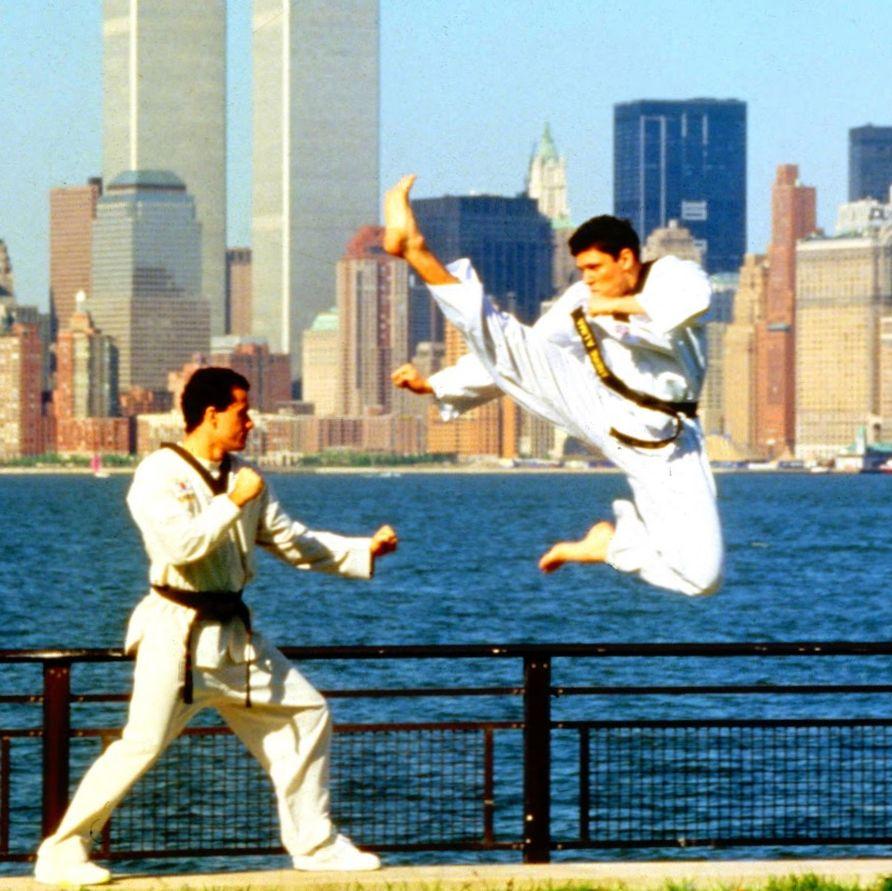 Taekwondo Star: Master Andre Lima (Brazil and USA) Heavy Weight Taekwondoin