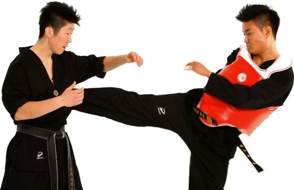 How to Do Sidestep Technique 1 | Taekwondo Training
