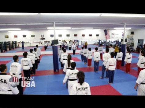 USA National Taekwondo Poomsae Team Training Camp Fundraiser
