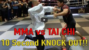 MMA vs Tai Chi 10 Second KNOCK OUT: EP1