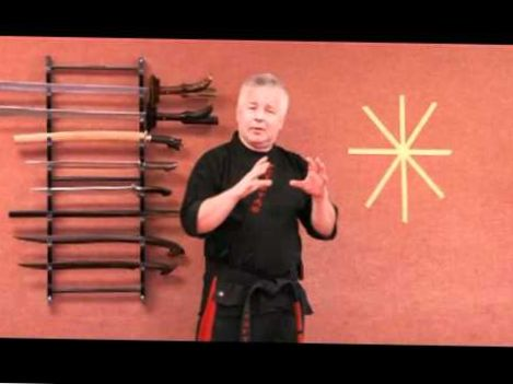 Female Triangle – Arnis Footwork Drill