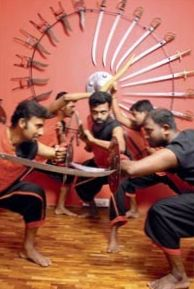 Kalaripayattu – the oldest existing martial arts in the world