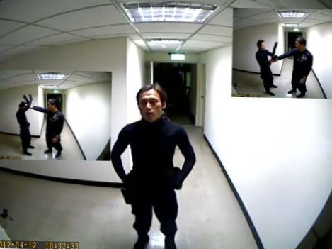 Qin Na — Chinese Military Police Boxing