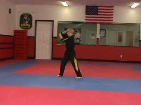 Chun Kuk Do Bo Form – By Andi Woods