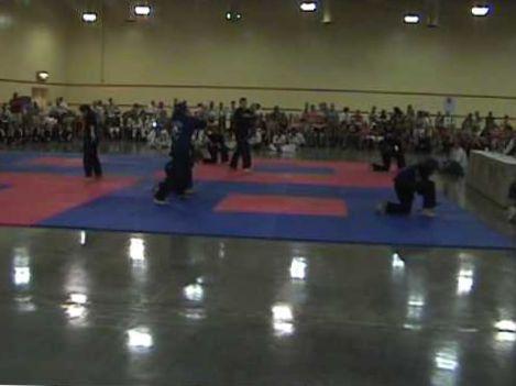 Giroux Bros. Martial Arts Elite Demo Team – Chun Kuk Do ITC 2009 Winning Performance