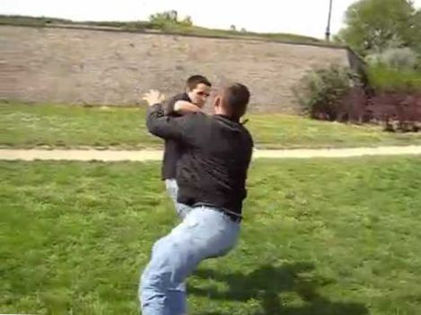 STREET FIGHT best, MUST Watch!!! Krav maga. (rare)