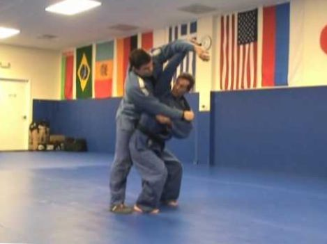 Olympic Judo training NJ