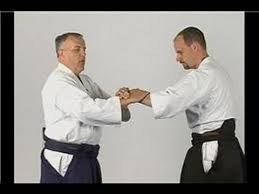 Aikido Nikyo Wrist Lock Defenses : Aikido Single Wrist Grab Self Defense