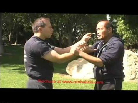Inosanto Chi Sao JKD DVD Ron Balicki Dan Inosnato Jeet Kune Do Jun Fan Gung Fu Kung Bruce Lee