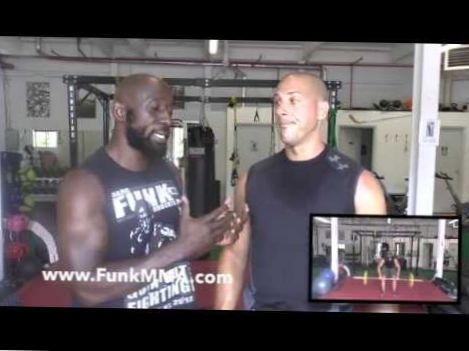 Strength Endurance AMRAP – MMA Workout – Chaos Training