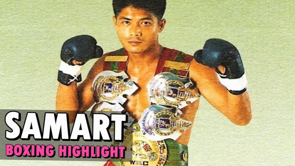 Best Muay Thai Knockouts ! – Samart Payakaroon