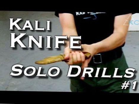 Panantukan (Serrada Escrima)Knife Defense Sensitivity Training with Master Ron Saturno