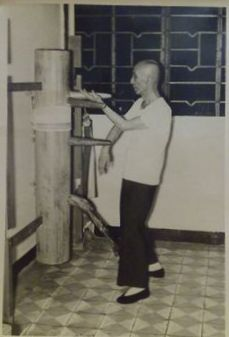 IP MAN Wing Tsun and Escrima Weapon Training