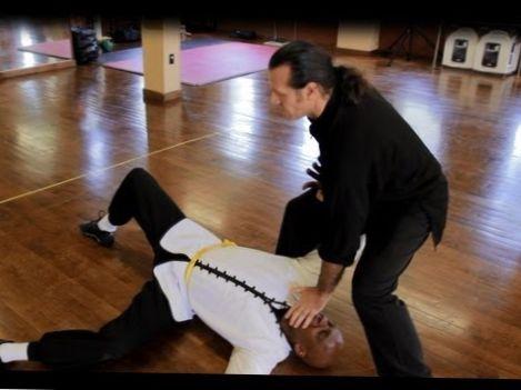 Explosive Wing Chun Takedowns
