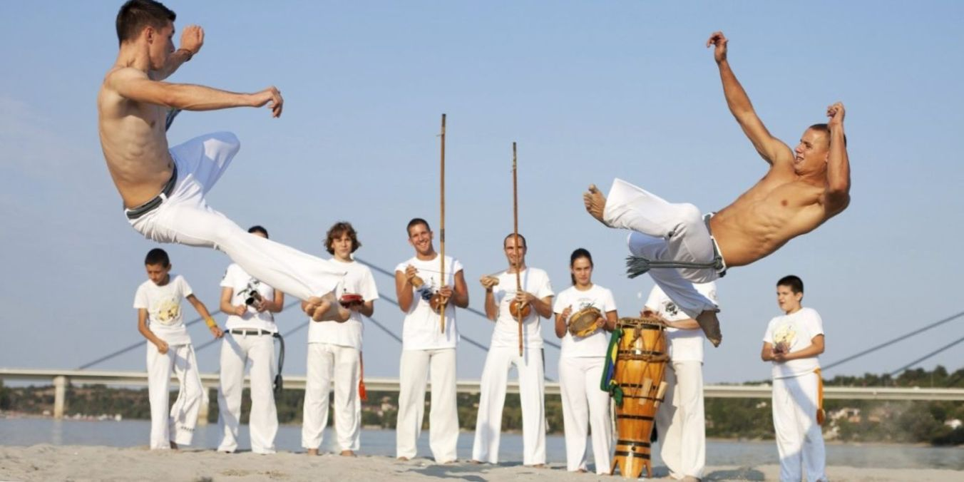Capoeira: The Brazilian Martial Art – Dance, Fight and Music – Capoeira Brasil – MMA – UFC