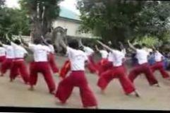 Myanmar Martial Art – Thaing Byaung Pyan ( Bando ) Demonstration