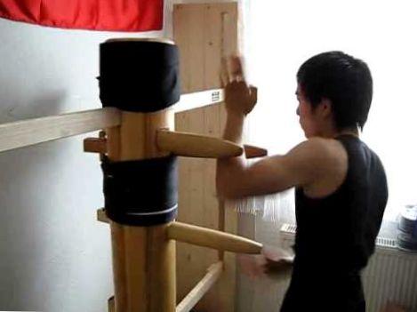 wooden dummy freestyle 2