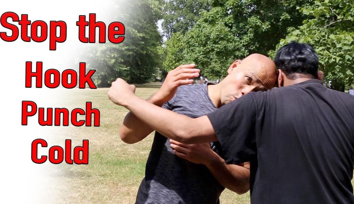 Stop the Hook Punch Cold! – Wing Chun