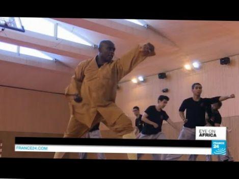 Shaolin monk brutal KO win vs taekwondo, Muay Thai, karate…