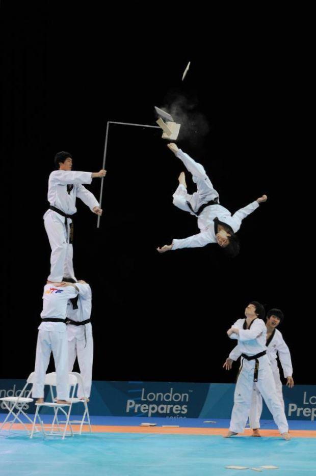 Martial Art – Taekwondo Demonstration | Best highlight Ittihad Tanger Andalus