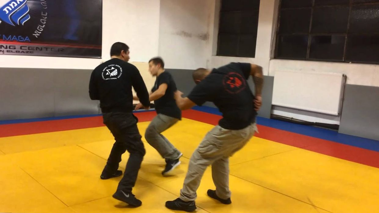 "OIS EMETH KRAV MAGA ""The Academic College At WINGATE ISRAEL"""
