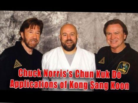 Practical Kata Bunkai: Chuck Norris's Chun Kuk Do's Kong Sang Koon