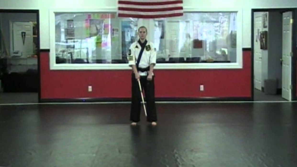 Chun Kuk Do Bo Form