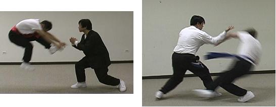 形意拳  Xing Yi Chuan 練精會 川村老師 レクチャー03