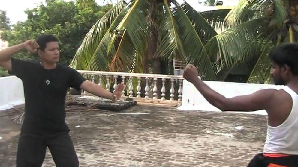 Varmam Kuthuvarisai Silambam Yoga Training Intro