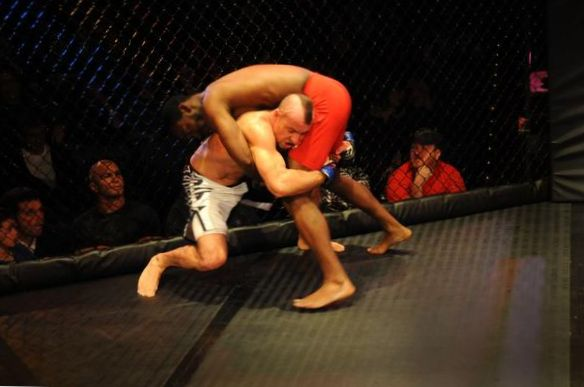 Double leg takedown 1 – Wrestling – MMA Candy