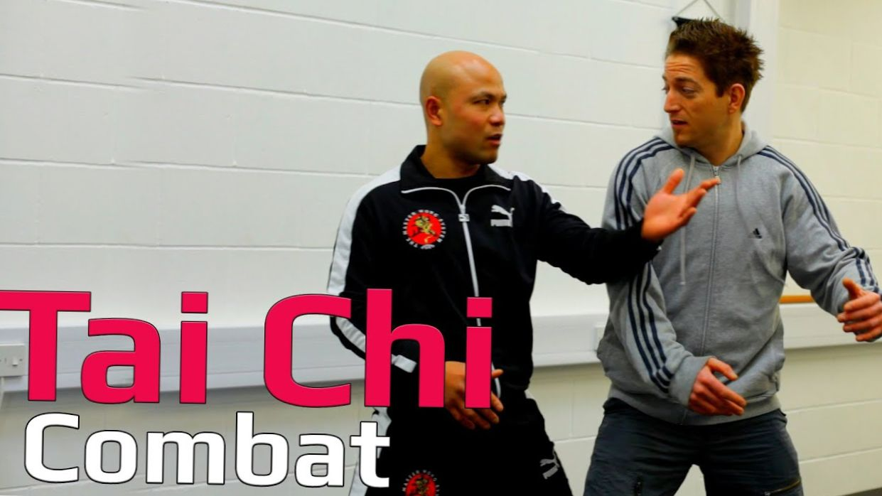 Tai chi combat tai chi chuan – tai chi 2 leg takedown. Q44