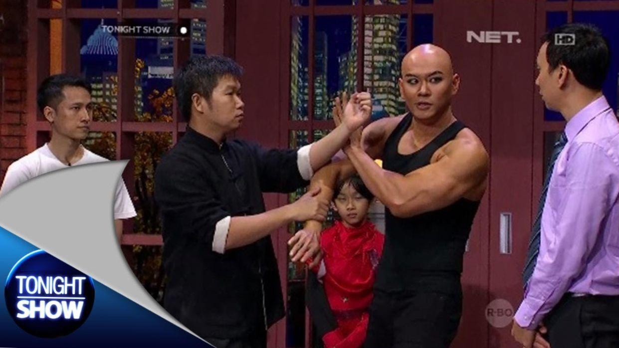 Belajar Wing Chun bareng Deddy Corbuzier dan Wing Chun Harmoni Indonesia
