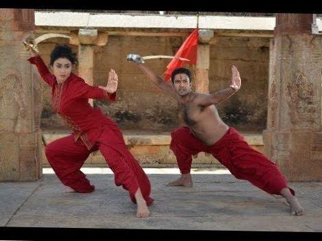 The Indian martial art -Kalaripayattu (documentary)