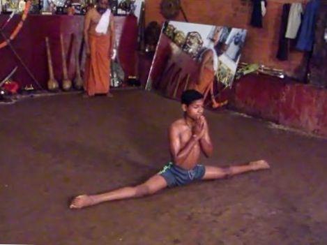 Kalaripayattu : The Secret of Kundalini 2