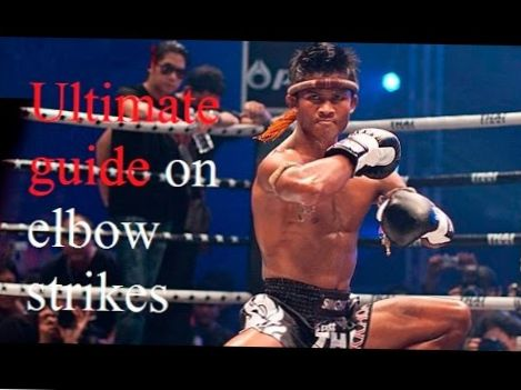 Comprehensive Guide on Elbow Strikes in MMA & MuayThai