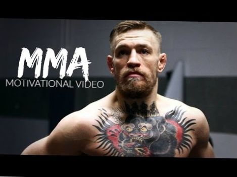 MMA Motivational Video – WORLD CHAMPION ft. Conor McGregor