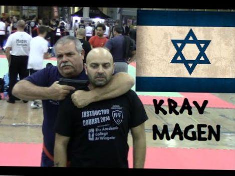 KRAV MAGA vs GUN – Israeli Krav Magen